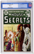 Bronze Age (1970-1979):Horror, House of Secrets #108 (DC, 1973) CGC NM 9.4 Off-white pages....
