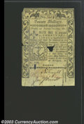 Colonial Notes:Rhode Island, May, 1786, 20s, Rhode Island, RI-298, Very Good. A rather ...