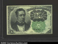 Fractional Currency:Fifth Issue, Fifth Issue 10c, Fr-1264, Gem CU. This is the much scarcer ...