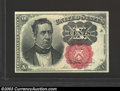 Fractional Currency:Fifth Issue, Fifth Issue 10c, Fr-1266, Gem CU. This short key variety red ...
