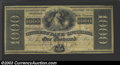 Obsoletes By State:Louisiana, 18-- $1,000 Citizens' Bank of Lousiana, New Orleans, LA, ...