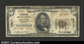 National Bank Notes:Colorado, Denver, CO - $5 1929 Ty. 2 American National Bank of ...