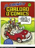 Bronze Age (1970-1979):Alternative/Underground, Carload O'Comics nn (Belier Press, 1976). Robert Crumb underground....