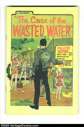 Bronze Age (1970-1979):Miscellaneous, Case of the Wasted Water nn (Rheem Water Heating, 1972) Condition:VF/NM. Giveaway with Neal Adams artwork. Overstreet 2003 ...