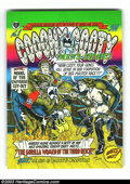 Bronze Age (1970-1979):Alternative/Underground, Coochy Cooty Men's Comics #1 (The Print Mint, 1970) Condition: NM. Robert Williams cover. Rare first printing in beautiful c...