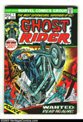 Bronze Age (1970-1979):Horror, Ghost Rider #1 (Marvel, 1973) Condition: FN/VF. Overstreet 2003 FN6.0 value = $21; VF 8.0 value = $53....