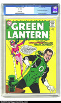 Silver Age (1956-1969):Superhero, Green Lantern #26 (DC, 1964) CGC VF- 7.5 Off-white pages. Secondappearance of Star Sapphire. Overstreet 2003 VF 8.0 value =...