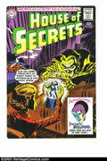 Silver Age (1956-1969):Horror, House of Secrets #61 (DC, 1963) Condition: VF. First appearance ofEclipso. Overstreet 2003 VF 8.0 value = $125....