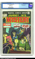 Bronze Age (1970-1979):Horror, Journey into Mystery #12 Stan Lee File Copy (Marvel, 1974) CGCVG/FN 5.0 Cream to off-white pages. Ditko art. Overstreet 200...