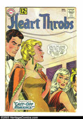 Golden Age (1938-1955):Romance, Romance Comics Group Silver Age (Various Publishers, 1960s)Condition: Average GD. Heart Throbs #80, Patsy and Hedy #100, Gi...(Total: 16 Comic Books Item)
