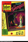 Golden Age (1938-1955):Classics Illustrated, Stories by Famous Authors Illustrated #12 La Svengali (SeaboardPub., 1951) Condition: FN. Overstreet 2003 FN 6.0 value = $6...