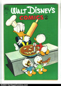 Golden Age (1938-1955):Funny Animal, Walt Disney's Comics and Stories Group (Dell, 1942). #134 Intro andfirst appearance of the Beagle Boys FN-, #138 Classic Sc... (Total:3 Comic Books Item)