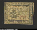 Colonial Notes:Continental Congress Issues, May 10, 1775, $5, Continental Congress Issue, CC-5, Choice AU. ...