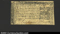 Colonial Notes:Maryland, April 10, 1774, $1/3, Maryland, MD-63, XF. This is a very ...