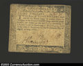 Colonial Notes:Maryland, August 14, 1776, $8, Maryland, MD-102, XF. This note is from ...