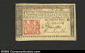 Colonial Notes:New Jersey, March 25, 1776, 18d Plate C, New Jersey, NJ-176, Choice AU. ...