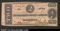 Confederate Notes:1862 Issues, 1862 $2 Judah P. Benjamin, T-54, Choice About Uncirculated. ...