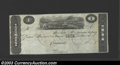 Obsoletes By State:Ohio, 18-- $1 Post Note, Cincinnati, OH, Choice About Uncirculated. ...
