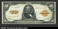 Large Size:Gold Certificates, 1922 $50 Gold Certificate, Fr-1200, Very Fine-Extremely Fine. ...