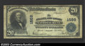 National Bank Notes:Georgia, Atlanta, GA - $20 1902 Plain Back Fr. 651 Atlanta & ...
