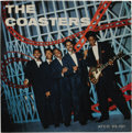 "Music Memorabilia:Recordings, ""Coasters"" LP (ATCO 33-101, 1958). First album for one of the bestRock/ R&B vocal groups ever. Condition: NM 8/ MT 10...."