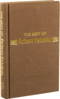 Books:First Editions, Robert Heinlein: The Best of Robert Heinlein. Edited byAngus Wells. (London: Amereon House, 1973), limited first editio...