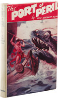 Books:Fiction, Otis Adelbert Kline: The Port of Peril. (Providence, RhodeIsland: The Grandon Company, 1949), first edition, 218 pages,...