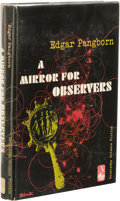 Books:First Editions, Edgar Pangborn: A Mirror for Observers. (Garden City, NewYork: Doubleday & Company, Inc., 1954), first edition, 222pag...