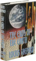 """Books:Signed Editions, Lucius Shepard Signed: The Ends of the Earth. (Sauk City: Arkham House, 1991), limited signed & numbered """"author's"""" edit..."""