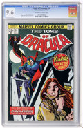 Bronze Age (1970-1979):Horror, Tomb of Dracula #26 (Marvel, 1974) CGC NM+ 9.6 Off-white to whitepages....