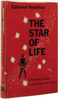 Books:First Editions, Edmond Hamilton: The Star of Life. (New York: TorquilDistributed by Dodd, Mead & Co., 1959), first edition ($2.95dust ...