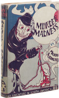 Books:First Editions, Murray Leinster: Murder Madness. (Los Angeles: FantasyPublishing Co., Inc., 1949), first edition, 298 pages, red cloth...