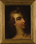 Fine Art - Painting, European:Antique  (Pre 1900), A Group of Three Portraits. Piedmontese School. Italian, 18thCentury. Oil on canvas. 12.5 inches x 9.5 inches each (unfra...(Total: 3 )