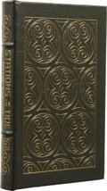 Books:Signed Editions, Michael Swanwick: Signed First Edition of Stations of the Tide. (Norwalk, Connecticut: The Easton Press, 1991), first ed...