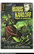Silver Age (1956-1969):Horror, Boris Karloff Tales of Mystery Group of #4 and #14 (Gold Key, 1963)Condition: VF+. Overstreet 2003 value for group = $45.... (Total: 2Comic Books Item)