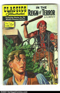 Golden Age (1938-1955):Classics Illustrated, Classics Illustrated Comic Pac (Gilberton, 1944) . This lotconsists of 2 Classics Illustrated in a bagged pack, as well as ...(Total: 4 Comic Books Item)