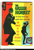 Silver Age (1956-1969):Adventure, Green Hornet, The #2 (Gold Key, 1967) Condition: VG-. Bruce Lee photo cover. Overstreet 2003 VG 4.0 value = $30....