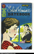 Silver Age (1956-1969):Romance, Hi-School Romance Datebook Group of #1 and #2 (Harvey, 1962)Condition: FN+. Overstreet 2003 value for group = $30.... (Total: 2Comic Books Item)