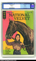 Silver Age (1956-1969):Adventure, National Velvet #2 File copy (Dell, 1963) CGC NM 9.4 Off-white pages. Photo cover; Jack Sparling art. Overstreet 2003 NM 9.4...