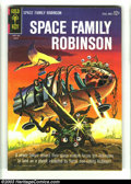 Silver Age (1956-1969):Science Fiction, Space Family Robinson #9 (Gold Key, 1964) Condition: VF. Overstreet2003 VF 8.0 value = $50....