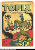 Golden Age (1938-1955):Religious, Topix Vol. 8 #19 (Catechetical Guild, 1950) Condition: VF. Rarereligious comic. Overstreet 2003 VF 8.0 value = $28....