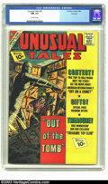 Silver Age (1956-1969):Horror, Unusual Tales #32 File Copy (Charlton, 1962) CGC NM 9.4 Off-whitepages. Overstreet 2003 NM 9.4 value = $40. ...