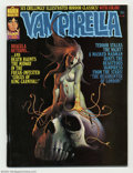 Bronze Age (1970-1979):Horror, Vampirella #39 (Warren, 1975) Condition: VF+. Overstreet 2002 VF8.0 value = $25; NM 9.4 value = $38....