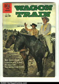 Silver Age (1956-1969):Western, Wagon Train #7 (Dell, 1960) Condition: VF-. Great photo cover.Overstreet 2003 VF 8.0 value = $45....