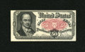 Fractional Currency:Fifth Issue, Fr. 1381 50c Fifth Issue Choice New....