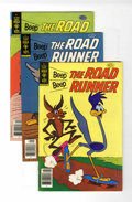 Bronze Age (1970-1979):Cartoon Character, Beep Beep, The Road Runner File Copies Group (Gold Key, 1970-80)Condition: Average VF+.... (Total: 21 Comic Books)