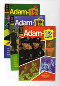 Bronze Age (1970-1979):Miscellaneous, Adam 12 #2-10 File Copies Group (Gold Key, 1974-76) Condition:Average VF.... (Total: 12 Comic Books)
