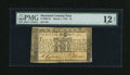 Colonial Notes:Maryland, Maryland March 1, 1770 $1 PMG Fine 12 Net....