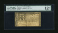 Colonial Notes:Maryland, Maryland January 1, 1767 $8 PMG Fine 12 Net....