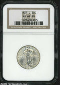 Proof Barber Quarters: , 1895 25C PR65 NGC. The immaculate surfaces have a hint of ...